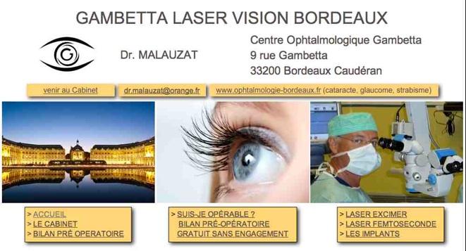 laser femtoseconde - lasik. ------------------------------ POUR ... bfac193c879f